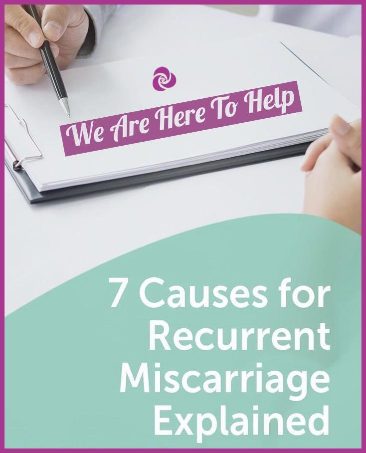 Causes For Recurrent Miscarriage