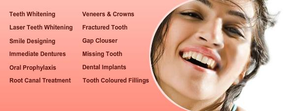 Dental Treatments at Om Dental Clinic
