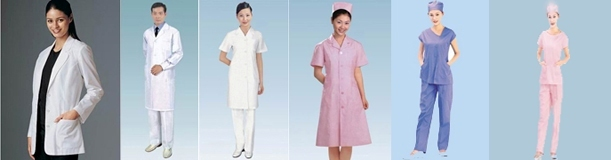 doctors apron , nurse dress , tech dress , surgeon gowns
