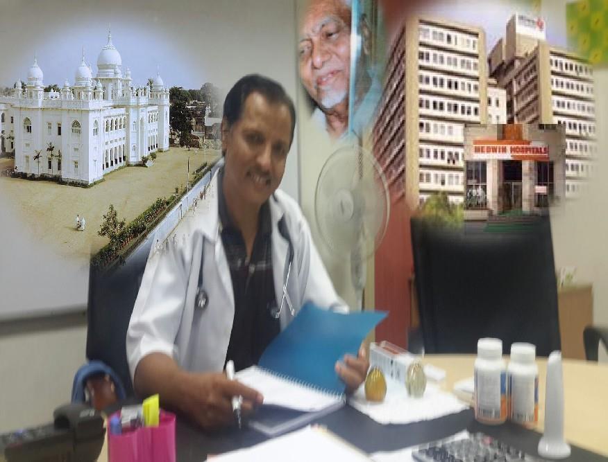 Dr Fazal Ahmed