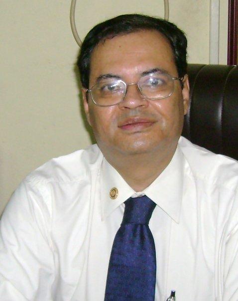 Dr Mainak Mukherjee