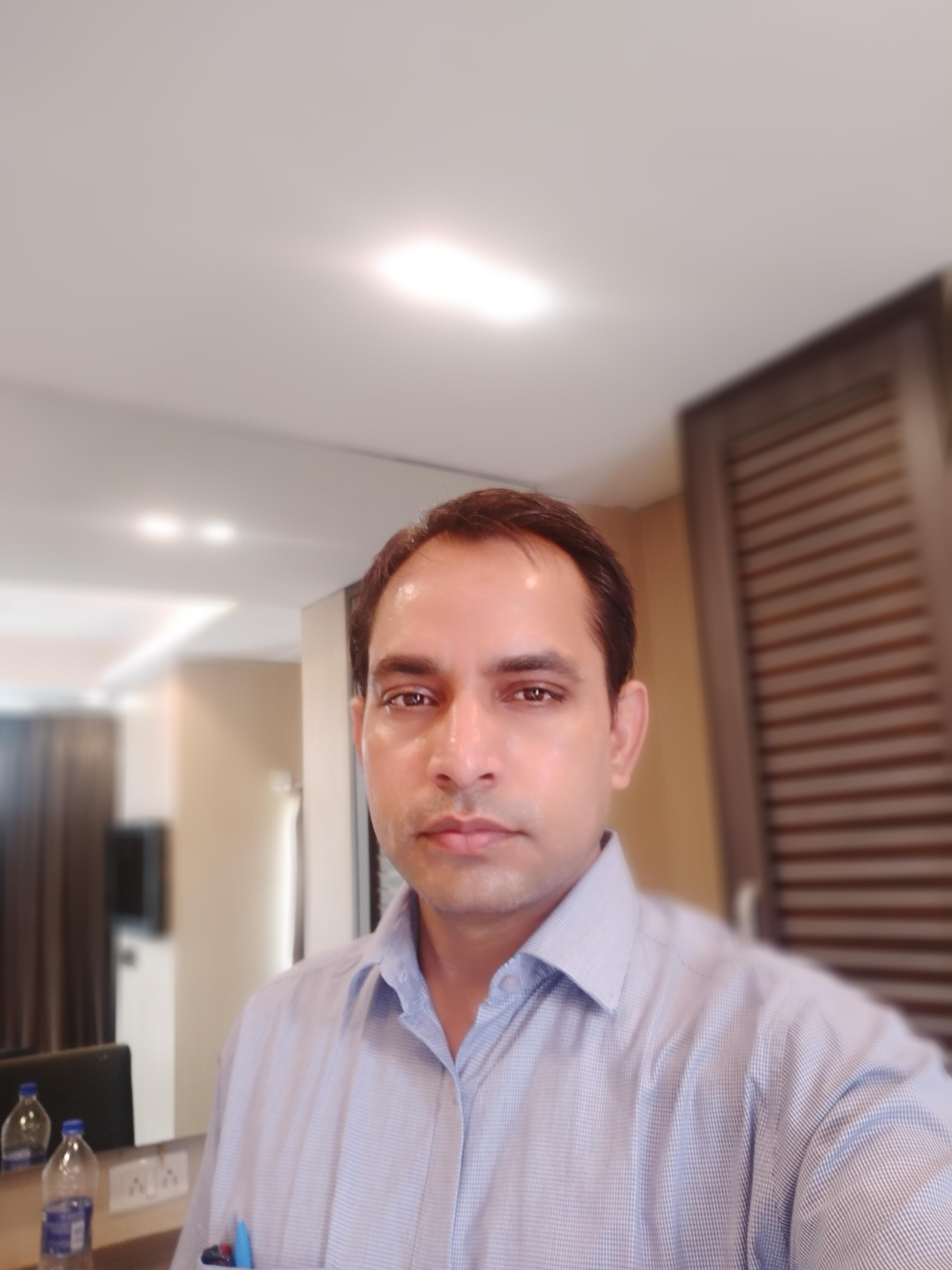 Dr Virbhan Balai