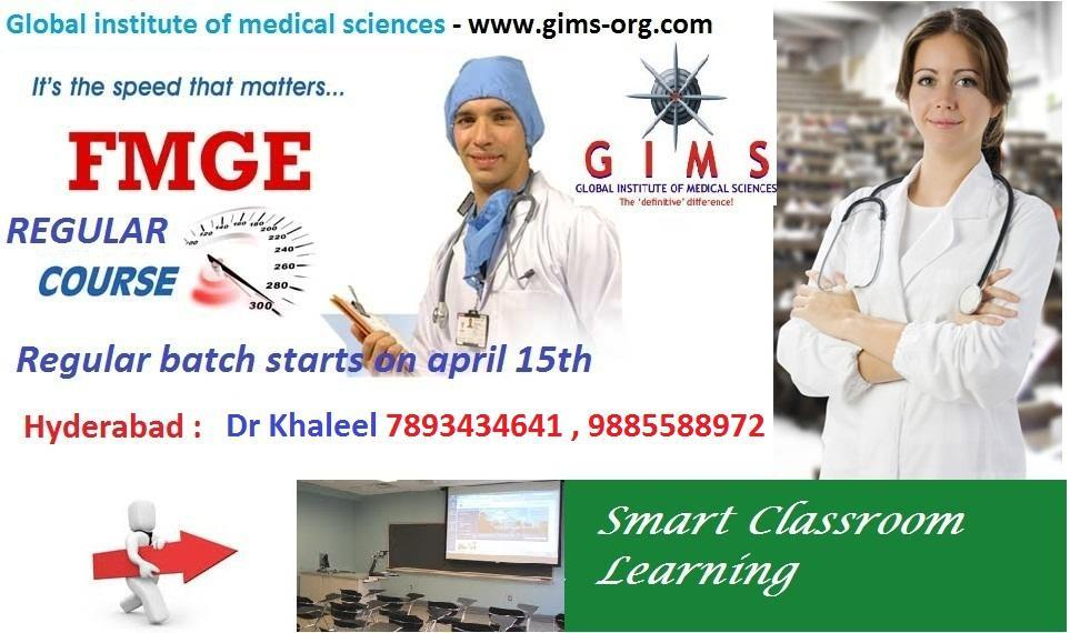 fmge coaching institute hyderabad