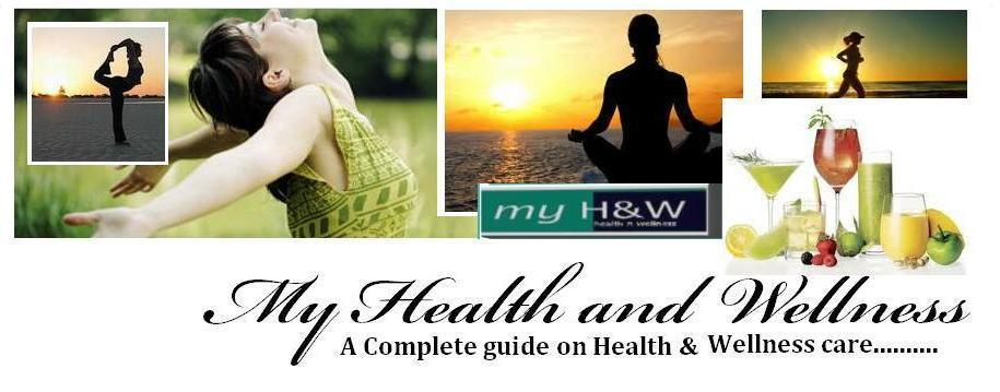 MyHealthnWellness.com Banner page