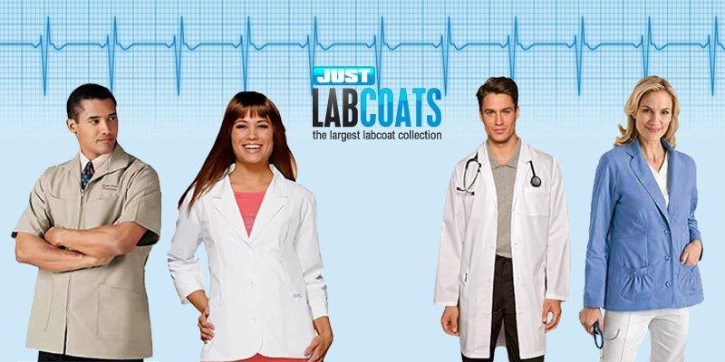 Shop Lab Coats from JustLabCoats
