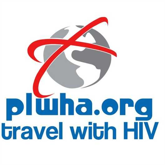 Travel with HIV: plwha.org