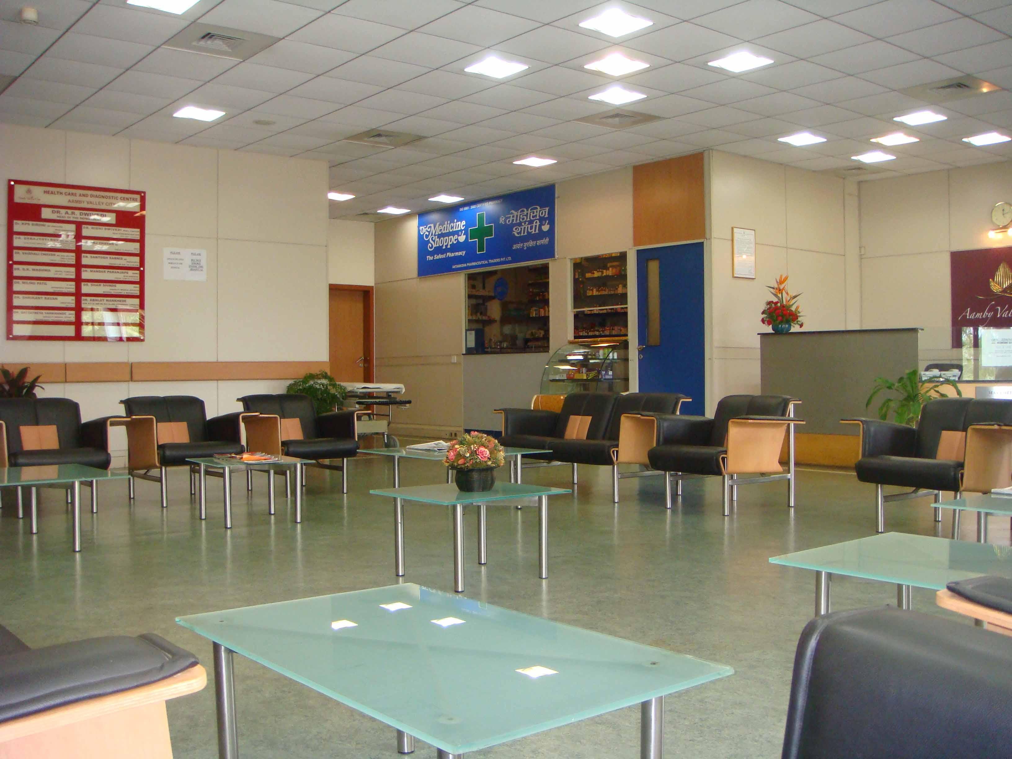 UCCS - Lounge