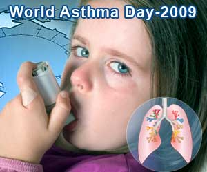 world Asthma Day-2009