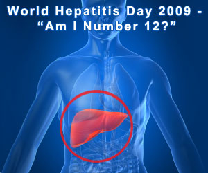 World Hepatitis Day 2009